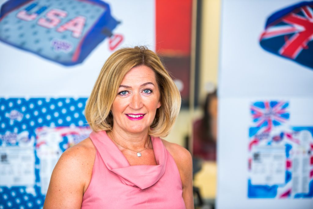 Grainne Kelly - CEO BubbleBum UK LTD