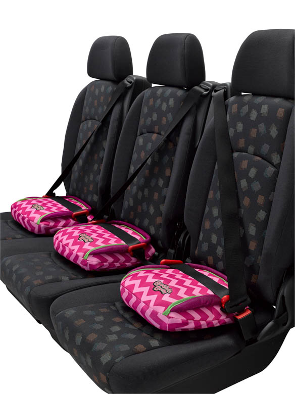 Bubblebum Travel Booster Car Seat