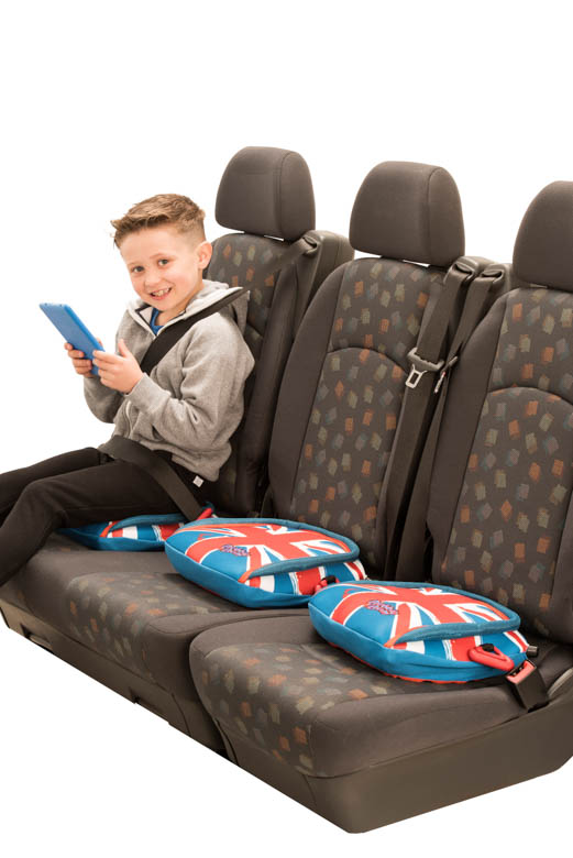 Is your child ready to travel in a car without a booster seat?