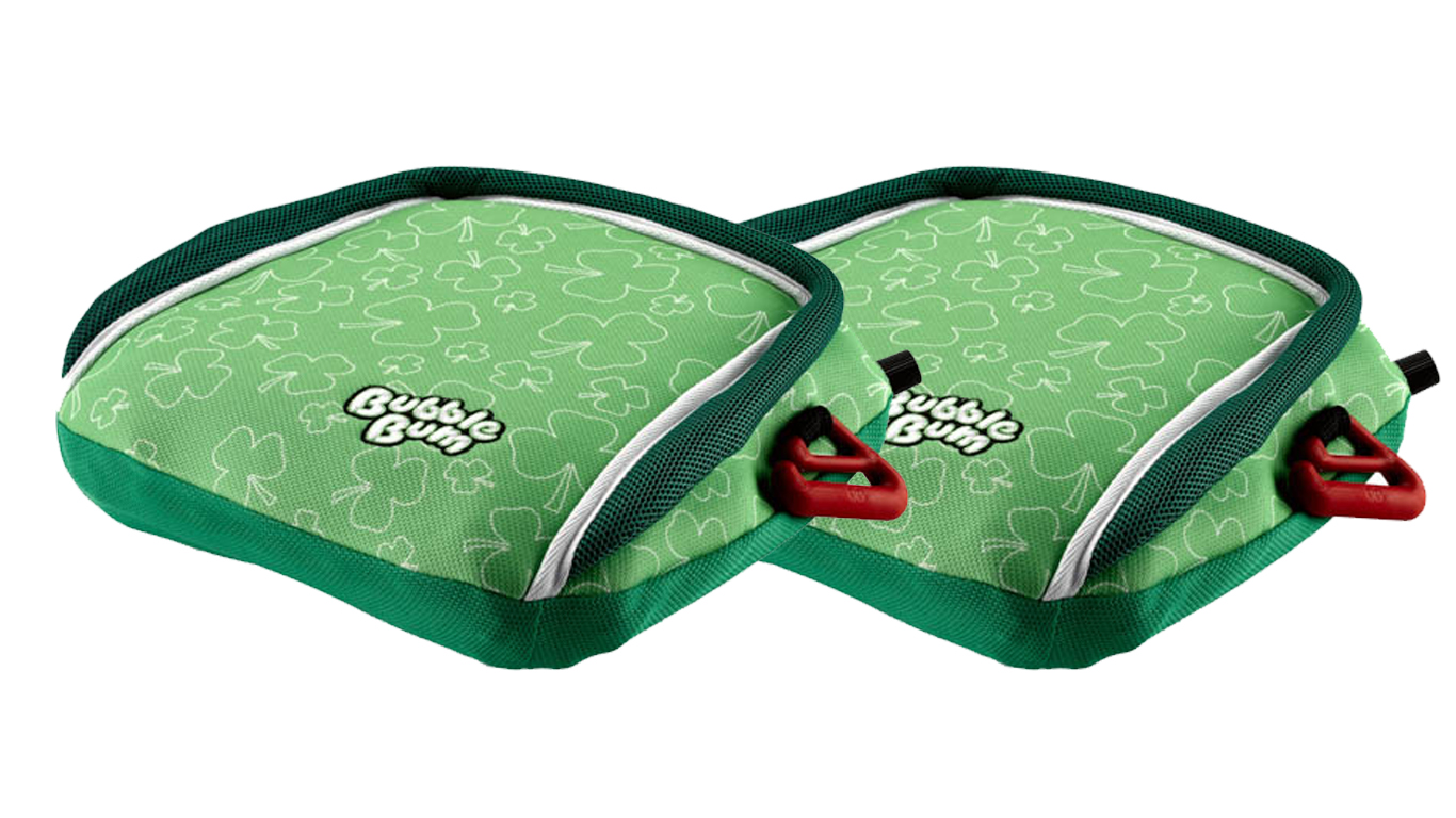 Bubblebum Inflatable Car Booster Seat Uk