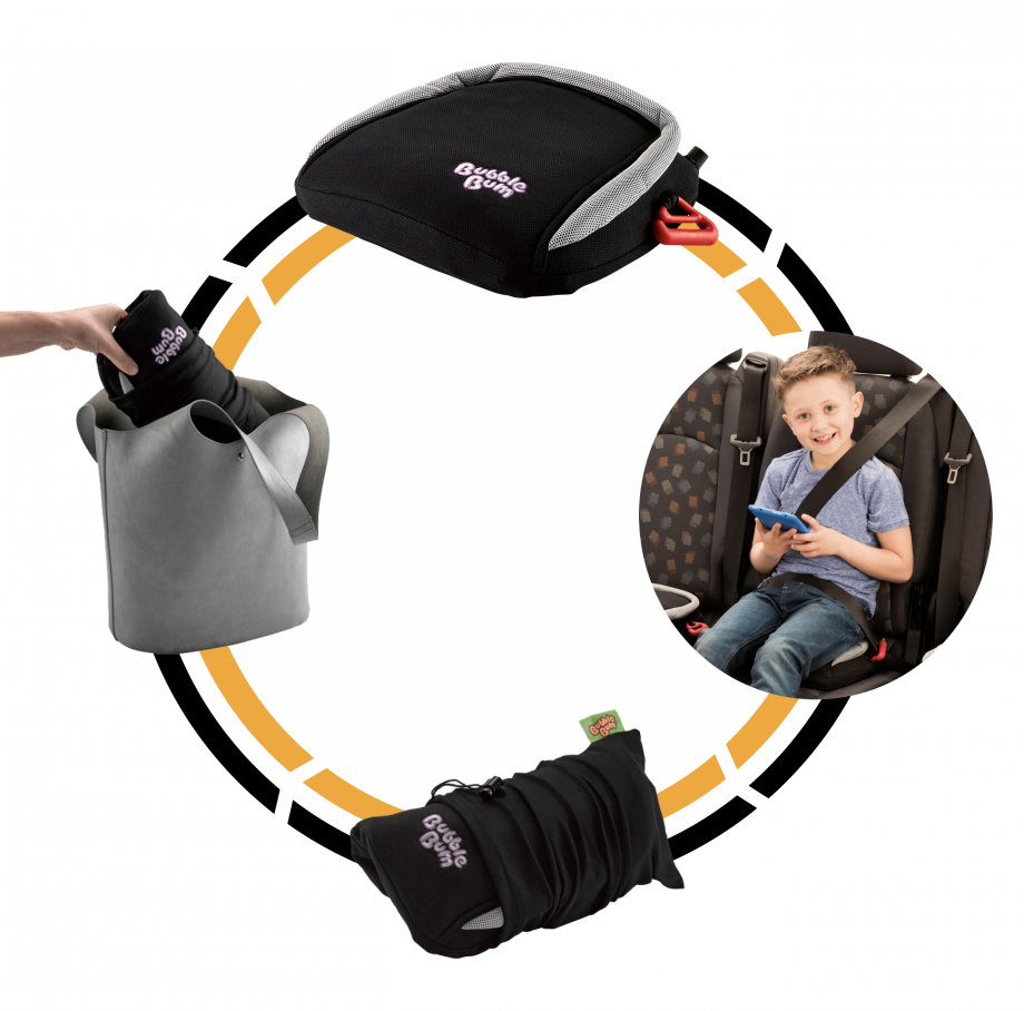What make sthe BubbleBum Inflatable Booster Seat Safe?